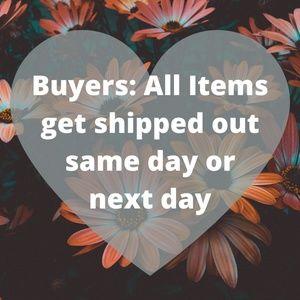 I still ship out daily!